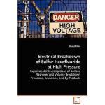 【预订】Electrical Breakdown of Sulfur Hexafluoride at High