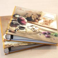 复古风大容量影集 相册diy手工拍立得创意情侣div浪漫粘贴式纪念册