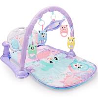 婴儿脚踏钢琴健身架器儿童女孩0-1岁宝宝3-6个月男孩智力玩具