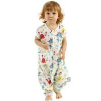 婴儿睡袋春秋薄款宝宝分腿儿童夏季新生儿