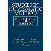 【预订】Studies in Numismatic Method: Presented to Philip