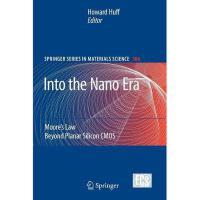 【预订】Into the Nano Era: Moore's Law Beyond Planar Silicon