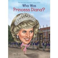 【中商原版】戴安娜王妃是谁? 英文原版 Who Was Princess Diana? 历史名人百科 科普插图童书 8
