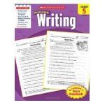 英文原版Scholastic Success With Writing, Grade 5 学乐成功英语 5年级写作