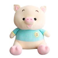 毛绒公仔娃娃送女生 小猪公仔可爱毛绒玩具猪年吉祥物新年礼物抱枕男玩偶布娃娃送女生