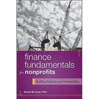 【预订】Finance Fundamentals For Nonprofits + Web Site: