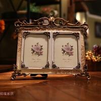 树脂复古相框6寸7寸8寸10寸组合像框摆台创意相架挂墙欧式画框 其他尺寸