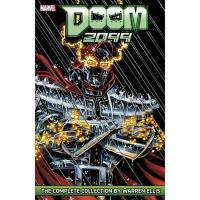 【预订】Doom 2099: The Complete Collection by Warren Ellis