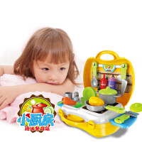 女孩做饭煮饭厨具餐具儿童过家家玩具套装过家家厨房玩具
