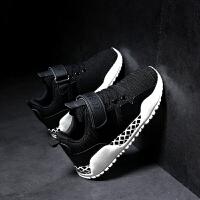 童鞋男童春季新款中大童鞋子男孩透气网鞋夏季网面儿童运动鞋