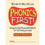 【预订】Phonics First;Ready-To-Use Phonics Worksheets For