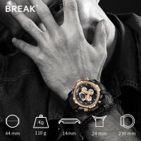 手表男士创意概念个性时尚潮流休闲运动酷感潮表