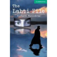 【预订】The Lahti File Level 3
