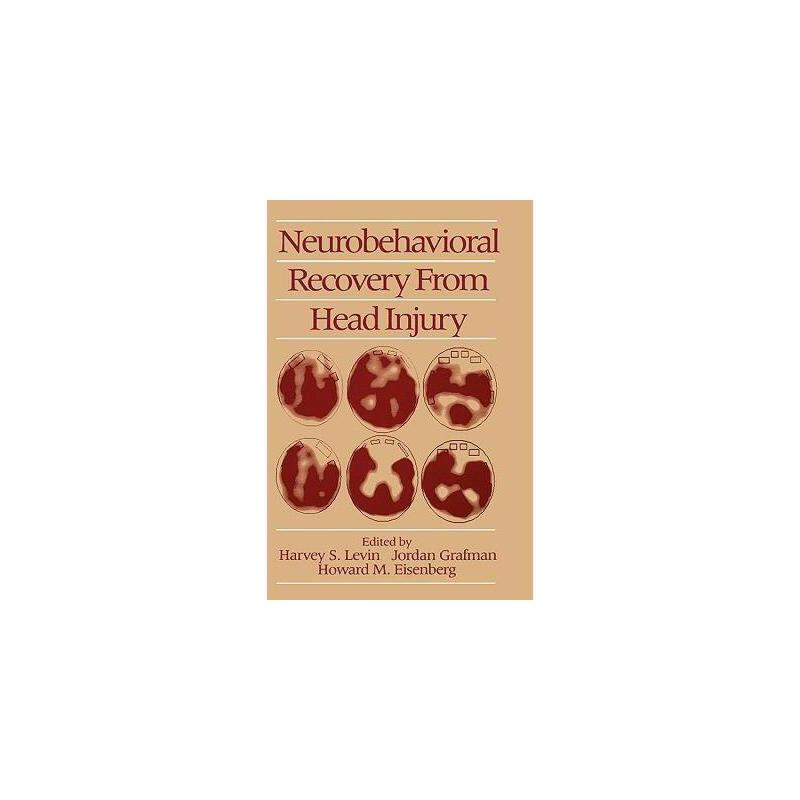 【预订】Neurobehavioral Recovery from Head Injury 美国库房发货,通常付款后3-5周到货!