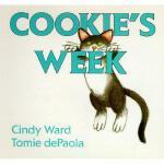 【预订】Cookie's Week