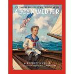 【预订】A Boy Named FDR: How Franklin D. Roosevelt Grew Up