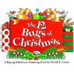 【预订】The 12 Bugs of Christmas
