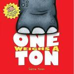 【预订】One Weighs a Ton