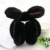 冬季耳罩耳捂折叠耳包男耳暖女耳套保暖耳罩可爱韩版儿童护耳朵套