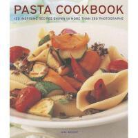 【预订】Pasta Cookbook: 150 Inspiring Recipes Shown in More