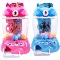 心奇欢乐抓娃娃机小型迷你投币游戏扭蛋机家用夹娃娃儿童小号玩具