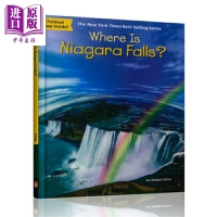 【中商原版】哪里是尼亚加拉大瀑布 Where Is Niagara Falls 儿童科普文学 中小学生读物 英文原版 7