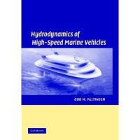 【预订】Hydrodynamics of High-Speed Marine Vehicles