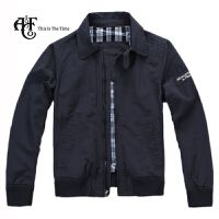 Abercrombie & Fitch 新款AF男式 春秋时尚标识拉链款 工装 316