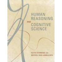 【预订】Human Reasoning and Cognitive Science