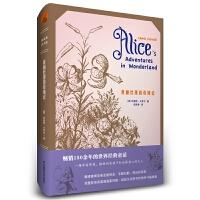 爱丽丝漫游奇境记(畅销150余年的世界经典童话,翻译家周克希全新译本)