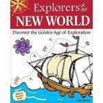 【预订】Explorers of the New World: Discover the Golden Age