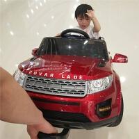 儿童电动车四轮小孩带摇摆婴儿充电式汽车越野遥控宝宝玩具可坐人