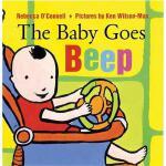 【预订】The Baby Goes Beep