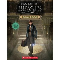 Fantastic Beasts and Where to Find Them: Poster Book【英文原版】神奇动物在哪里:海报书