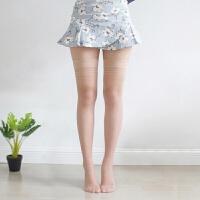 中筒丝袜女超薄春夏半筒袜防勾丝高统长筒袜子过膝半截小腿黑肉色
