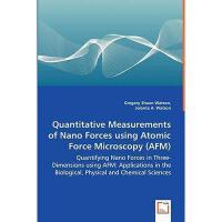 【预订】Quantitative Measurements of Nano Forces Using