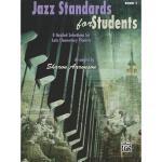 【预订】Jazz Standards for Students, Bk 1: 8 Graded