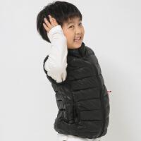 【秋上新,一件三折,限时:9.18-9.25】yaloo/雅鹿羽绒服轻薄款儿童羽绒马甲