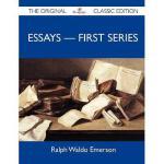 【预订】Essays - First Series - The Original Classic