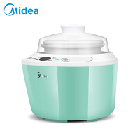 Midea/美的 MD-WBZS101XL-G 隔水电炖锅 燕窝炖盅 煮粥煲汤锅 全自动