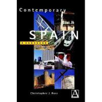 【预订】Contemporary Spain: A Handbook