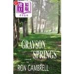 【中商海外直订】Grayson Springs