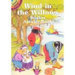 【预订】Wind in the Willows Sticker Activity Book [With