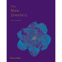 The New Jewelers新的珠宝商:理想的收藏当代 珠宝鉴赏收藏书籍