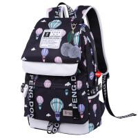 初中学生书包女双肩包大容量韩版时尚休闲校园学院风高中女生背包惊喜的文具节日礼品