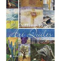 【预订】Cutting-Edge Art Quilts