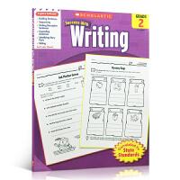 英文原版绘本 Success with Writing2 学乐英语写作练习册 小学二年级平装绘本