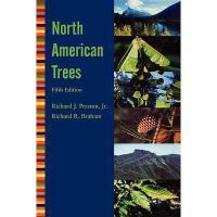 【预订】North American Trees Fifth Edition