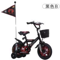 儿童自行车2-3岁男孩脚踏车5-6-7-8-9儿童单车宝宝小孩童车