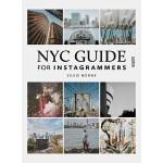 【中商原版】INS风的纽约城市指南 英文原版 旅游书籍 NYC Guide for Instagrammers Sil